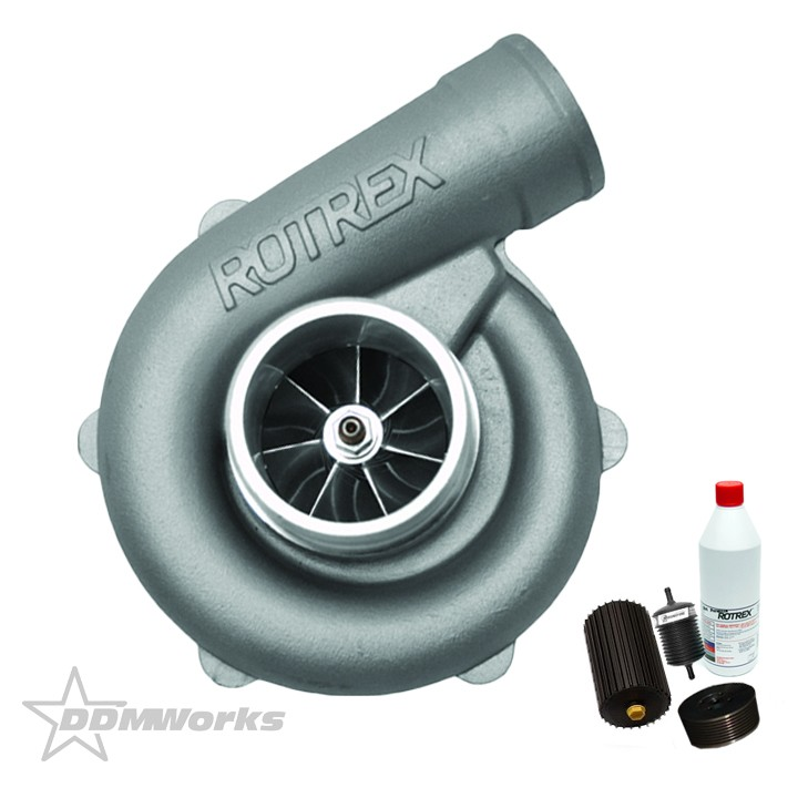 Supercharger Kits For Pontiac 455: Rotrex Supercharger Kit For The 2.4L Solstice/Sky By DDMWorks